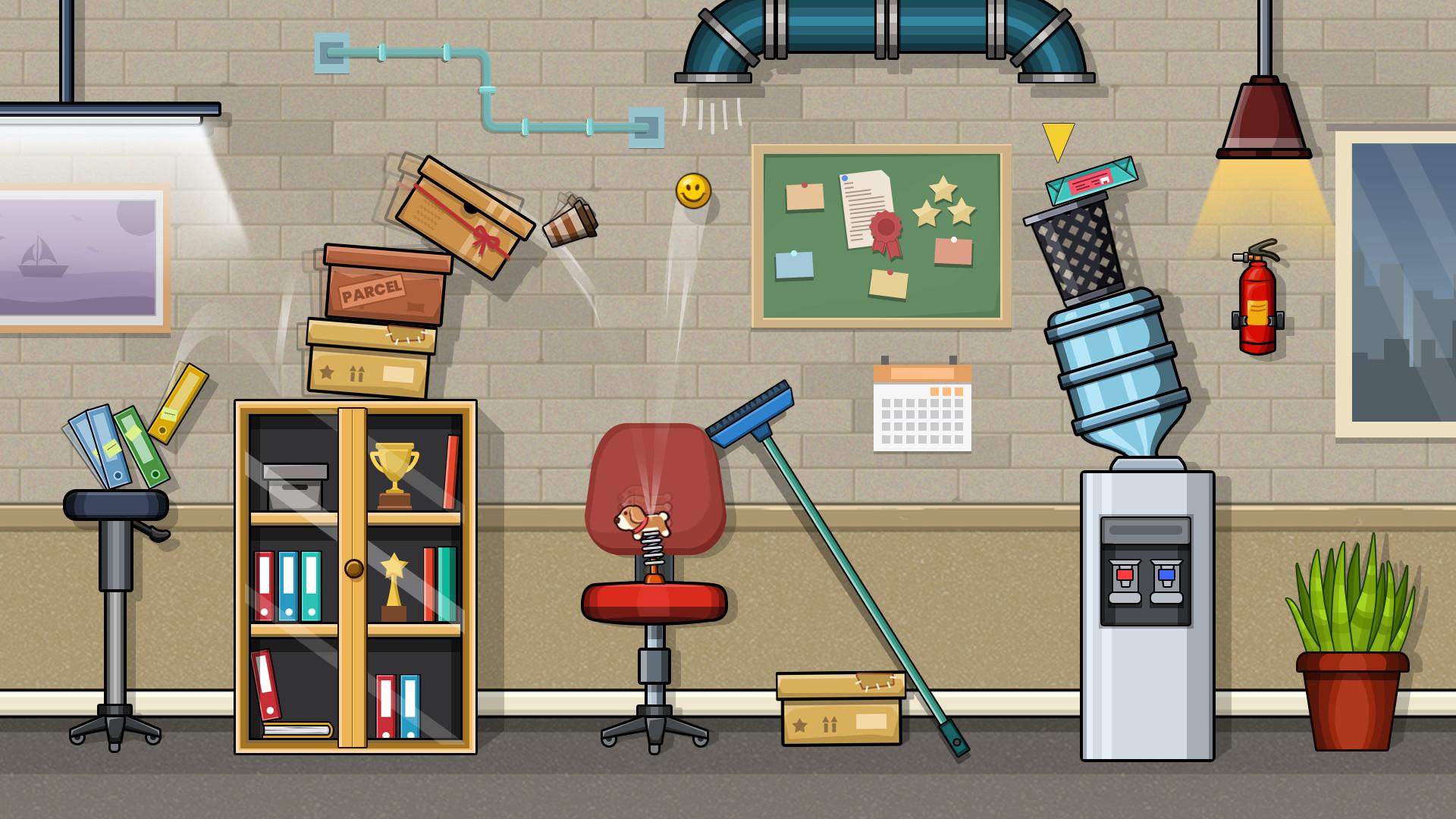 Ball at Work: Boss Edition! screenshot