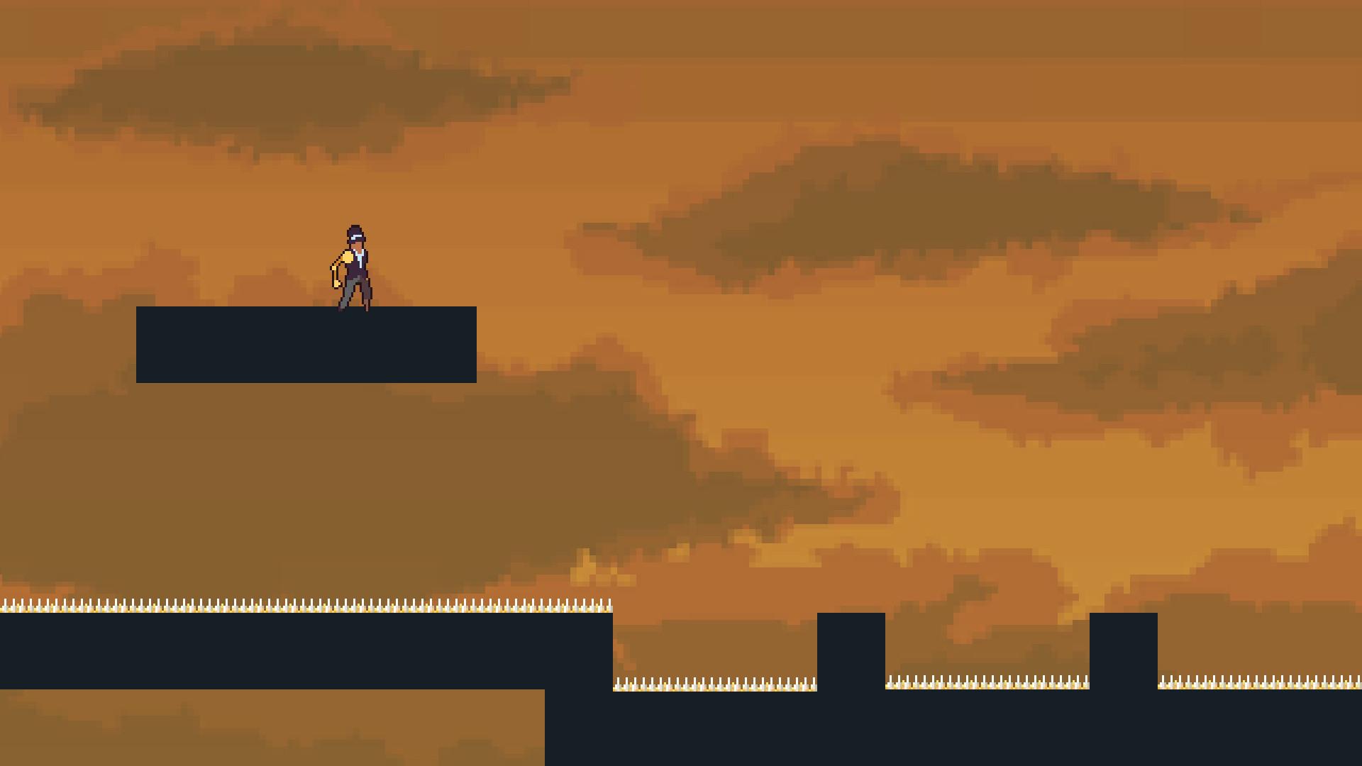 Mr. Parkour 3 screenshot