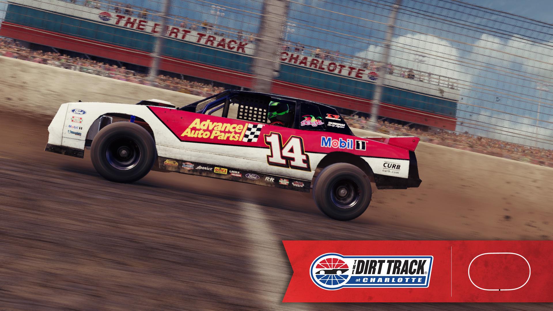 Tony Stewart's All-American Racing: The Dirt Track at Charlotte screenshot