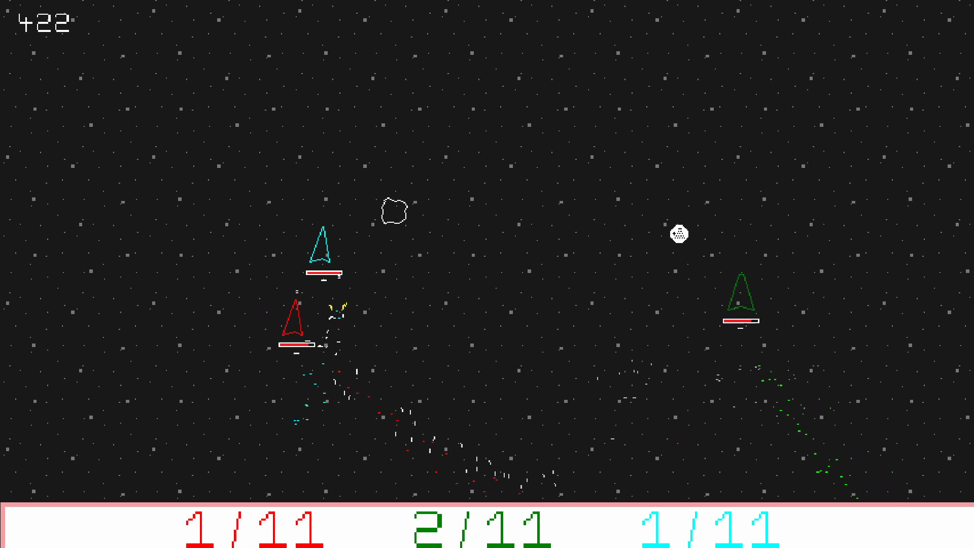 Untitled Space Game screenshot