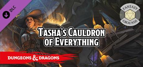 Fantasy Grounds - D&D Tasha's Cauldron of Everything