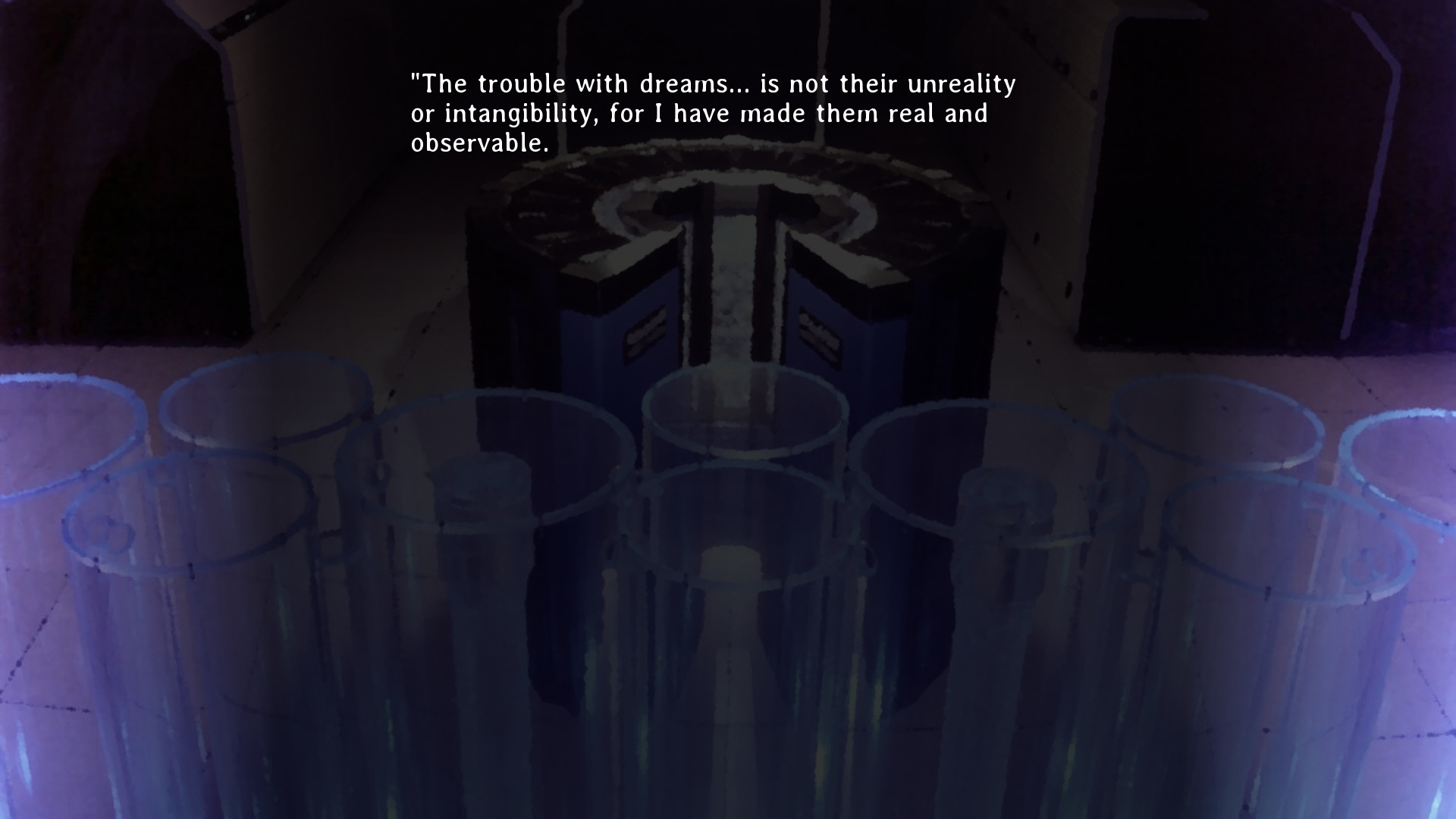 The Prologue to a Dream of Home screenshot