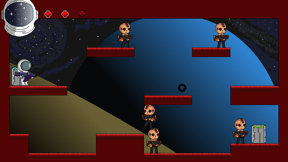 Panic Attack screenshot