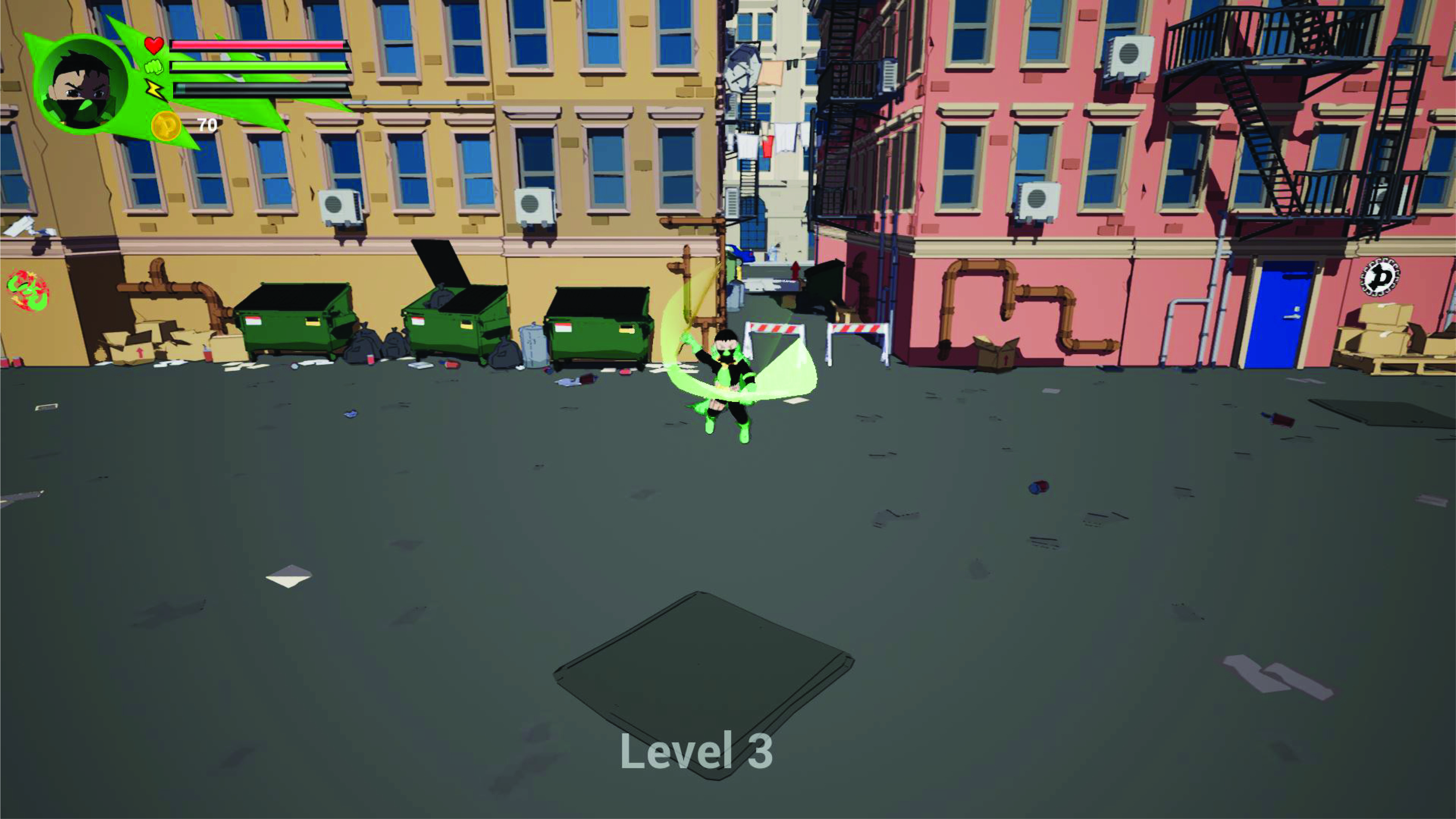 Dragon Ninja Clan Sword Of Destiny Game screenshot