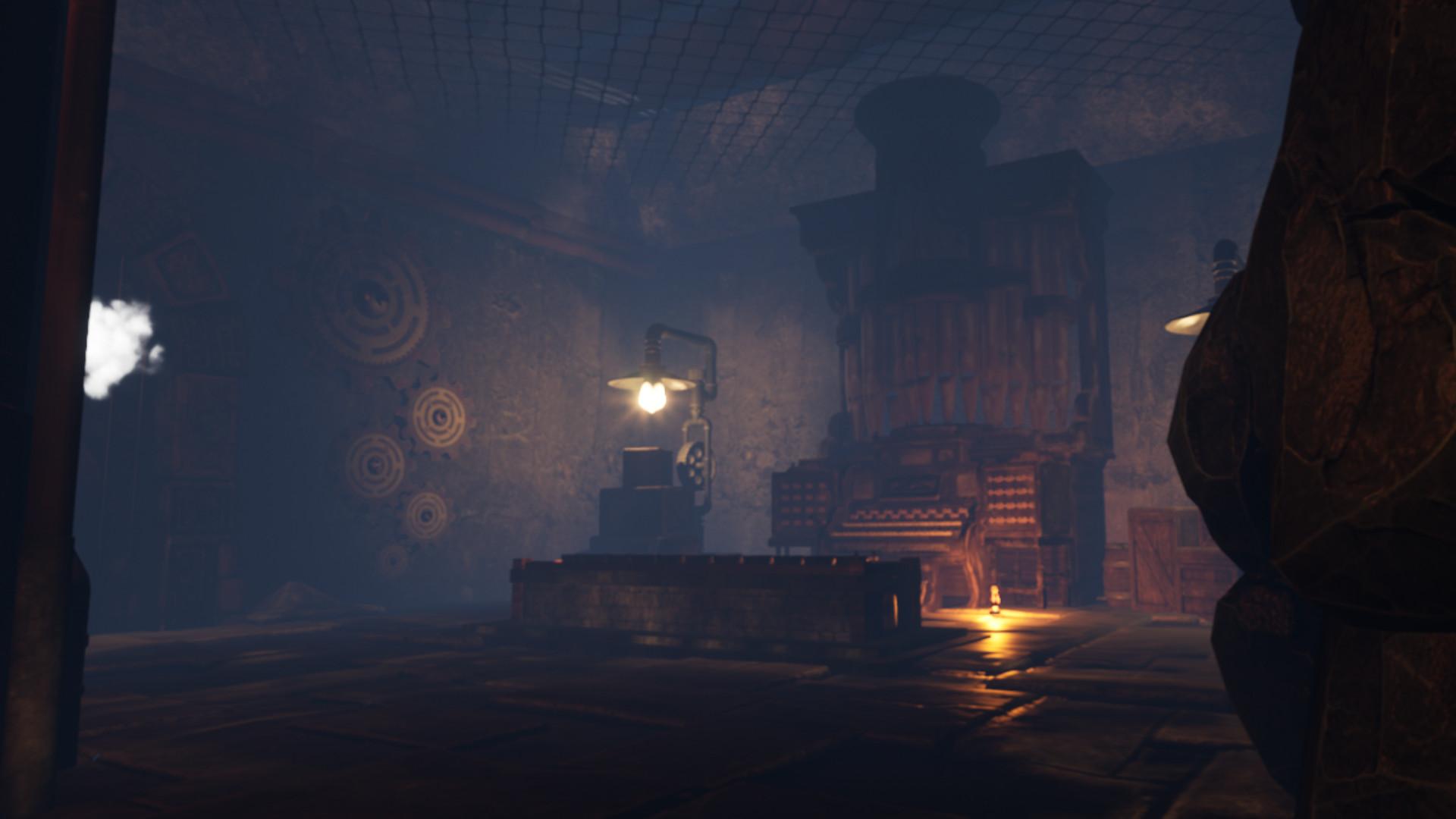 The Lost Shrine - Escape Room screenshot