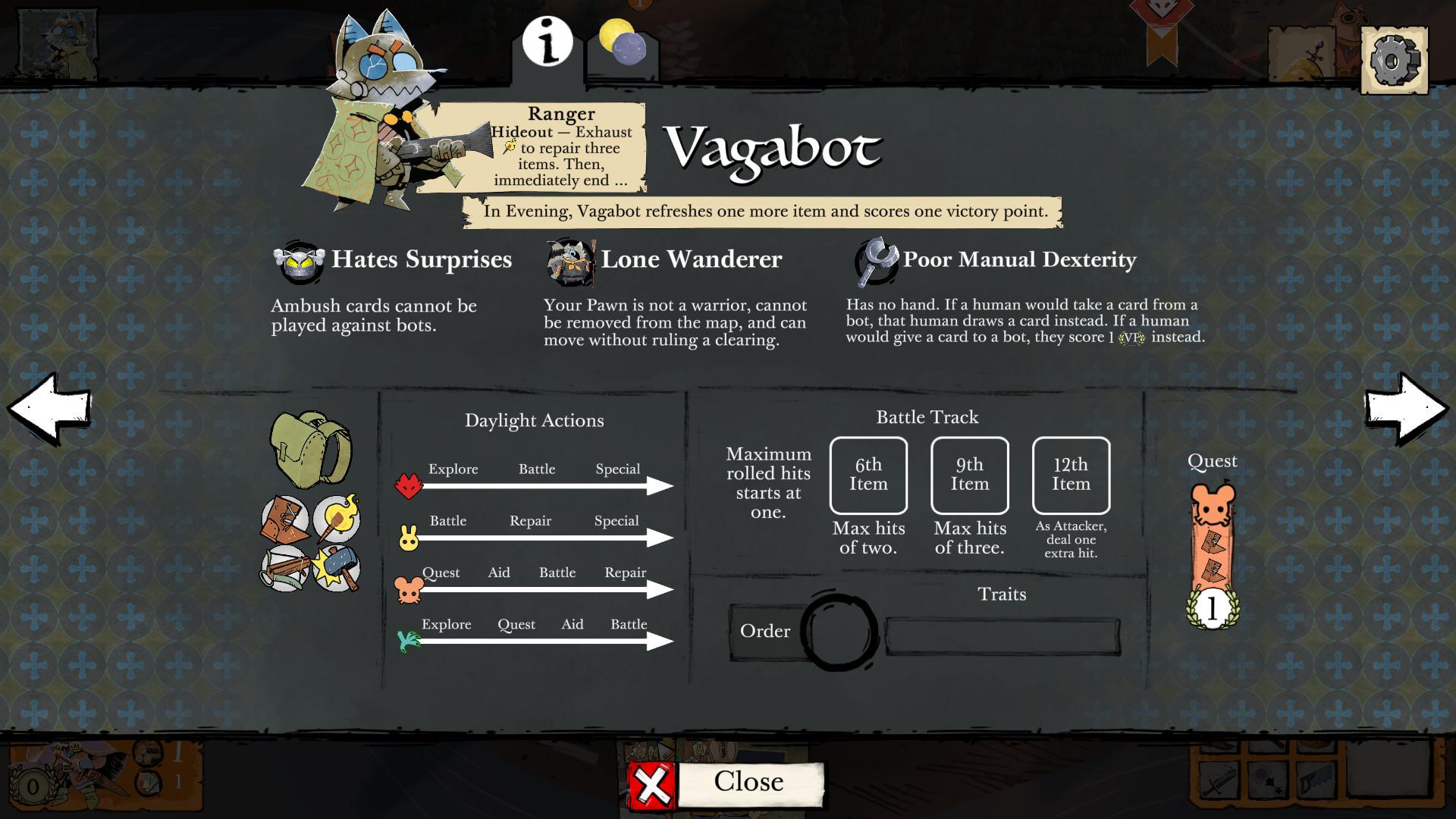 Root - The Clockwork Expansion screenshot
