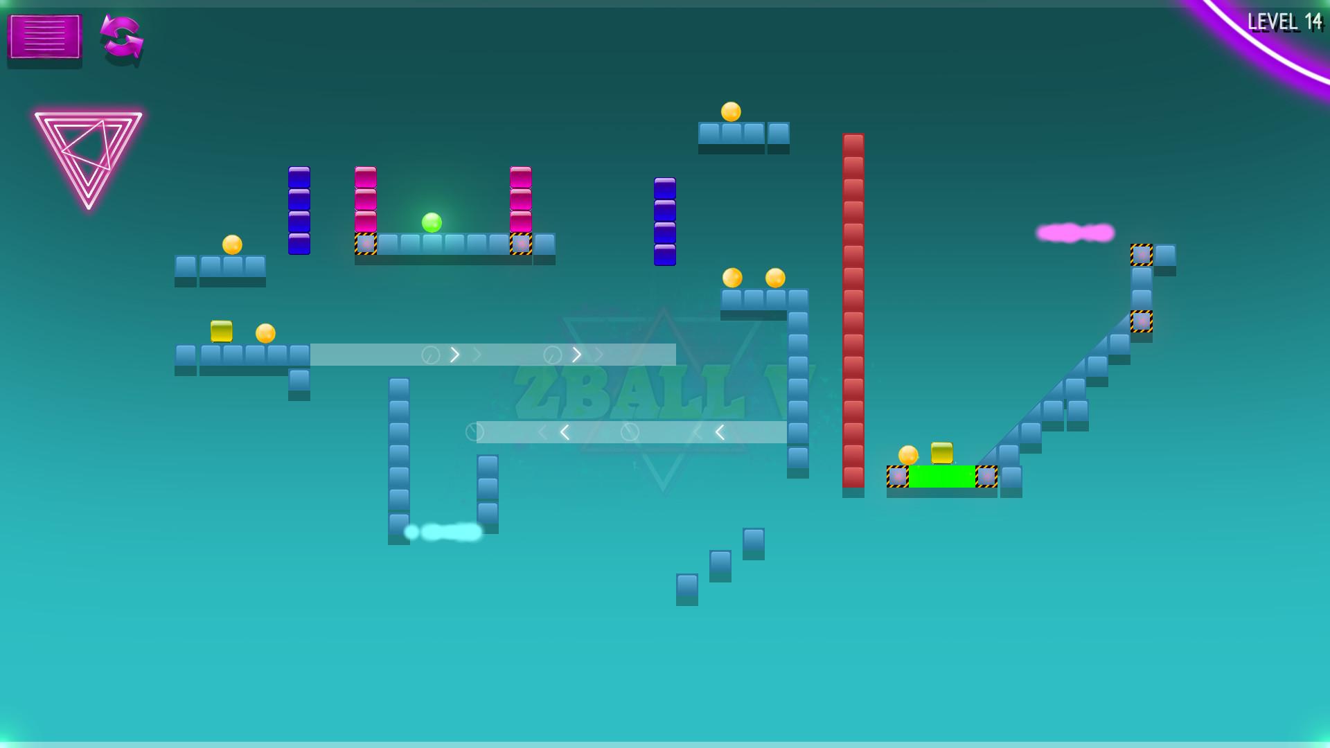 Zball V screenshot