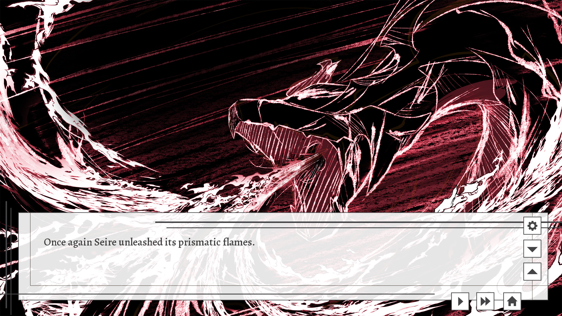 Fallstreak: Requiem for my Homeland screenshot