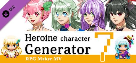 RPG Maker MV - Heroine Character Generator 7