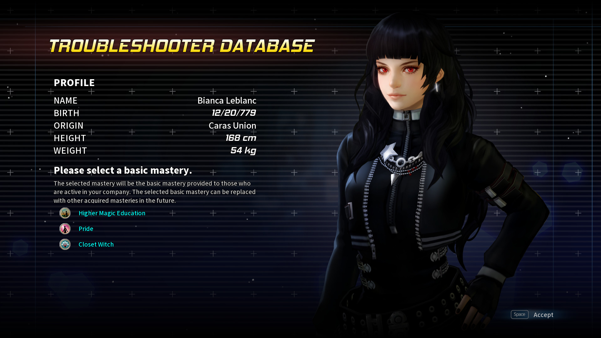 TROUBLESHOOTER: Abandoned Children - White Lion and Black Witch screenshot
