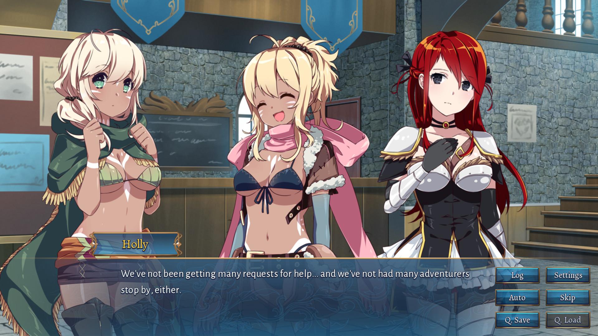Sakura MMO Extra screenshot