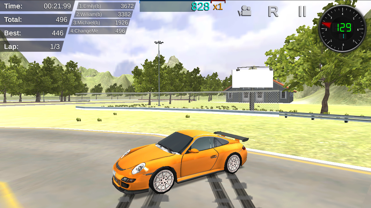 Drift Long Racing screenshot