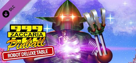 Zaccaria Pinball - Robot Deluxe Pinball Table