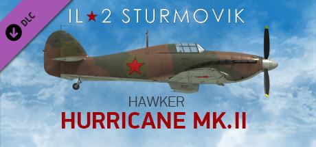 IL-2 Sturmovik: Hurricane Mk.II Collector Plane
