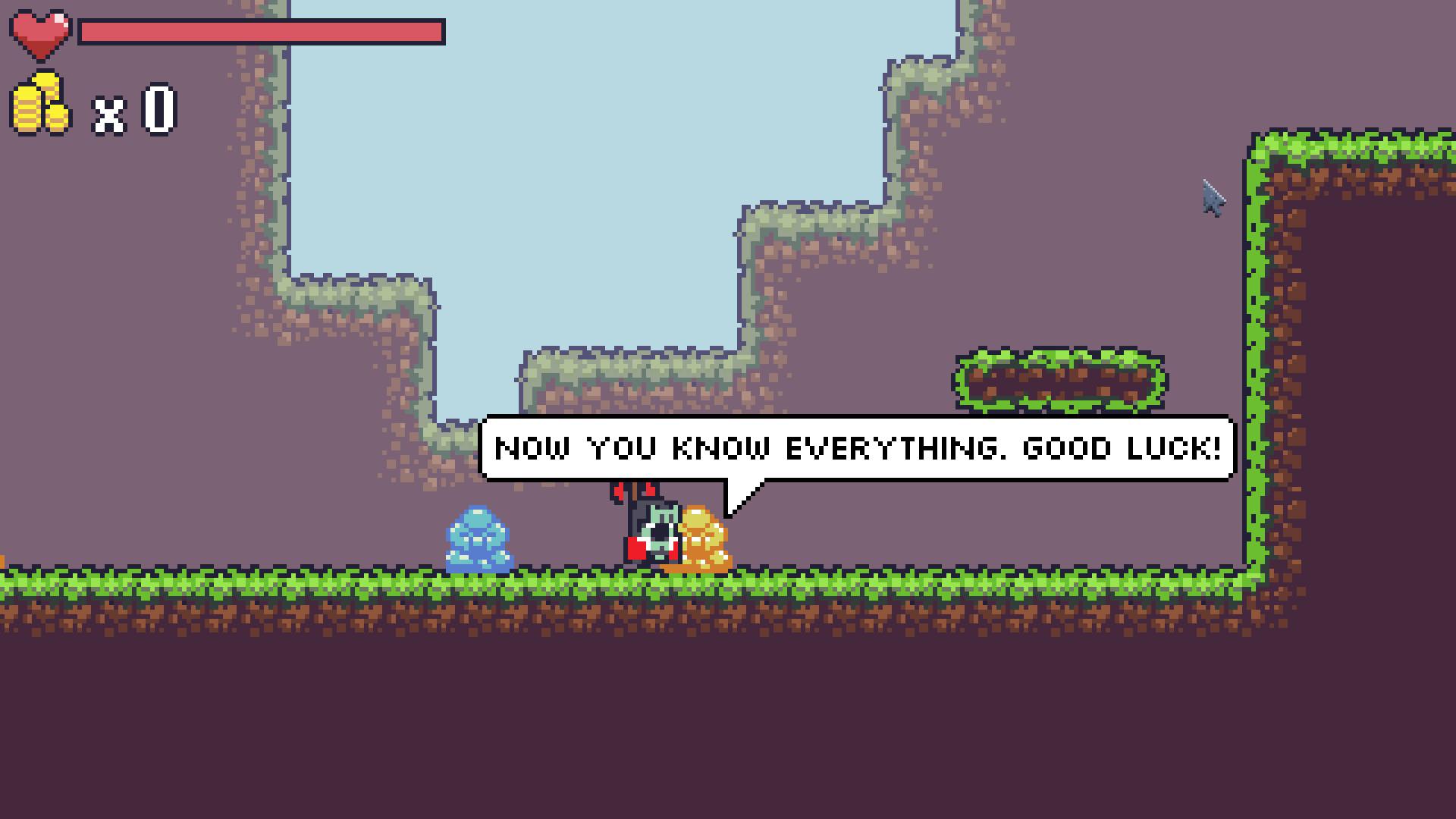 Arthur's Revenge screenshot