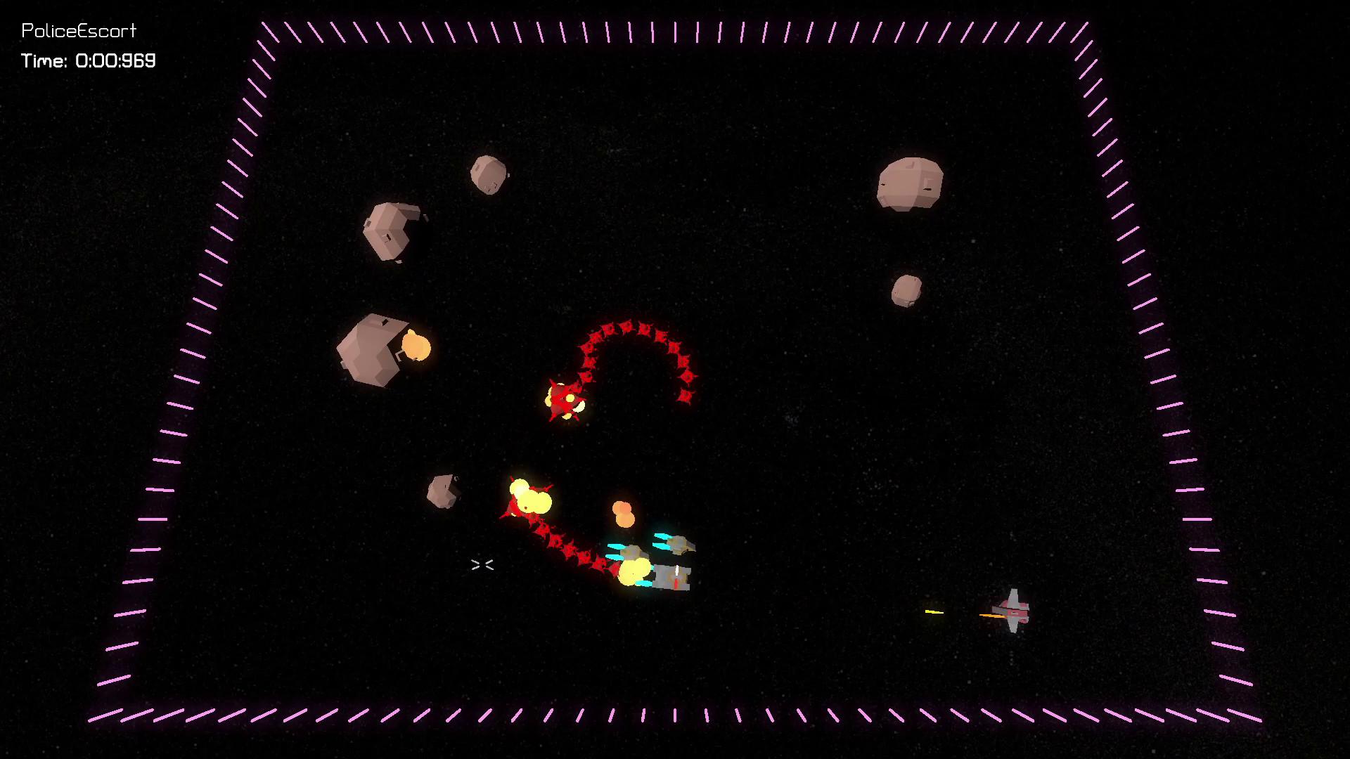StarPrey screenshot