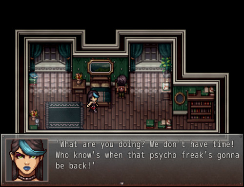 RPG Maker MZ - POP: Slasher Forest screenshot