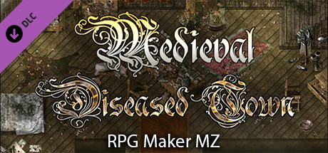 RPG Maker MZ - Medieval: Diseased Town