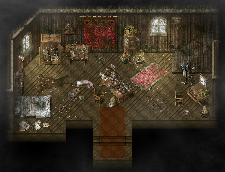 RPG Maker MZ - Medieval: Diseased Town screenshot