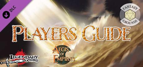 Fantasy Grounds - Aegis of Empires Player's Guide