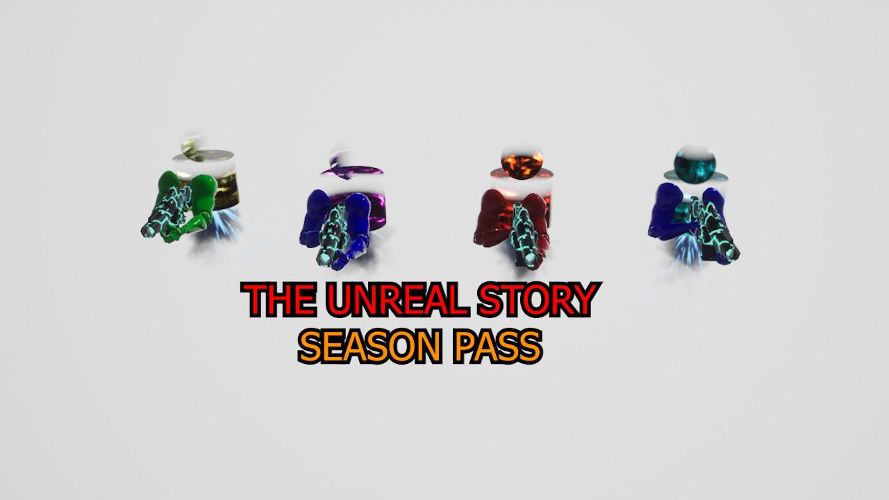 The Unreal Story - Outbreak Season Pass screenshot