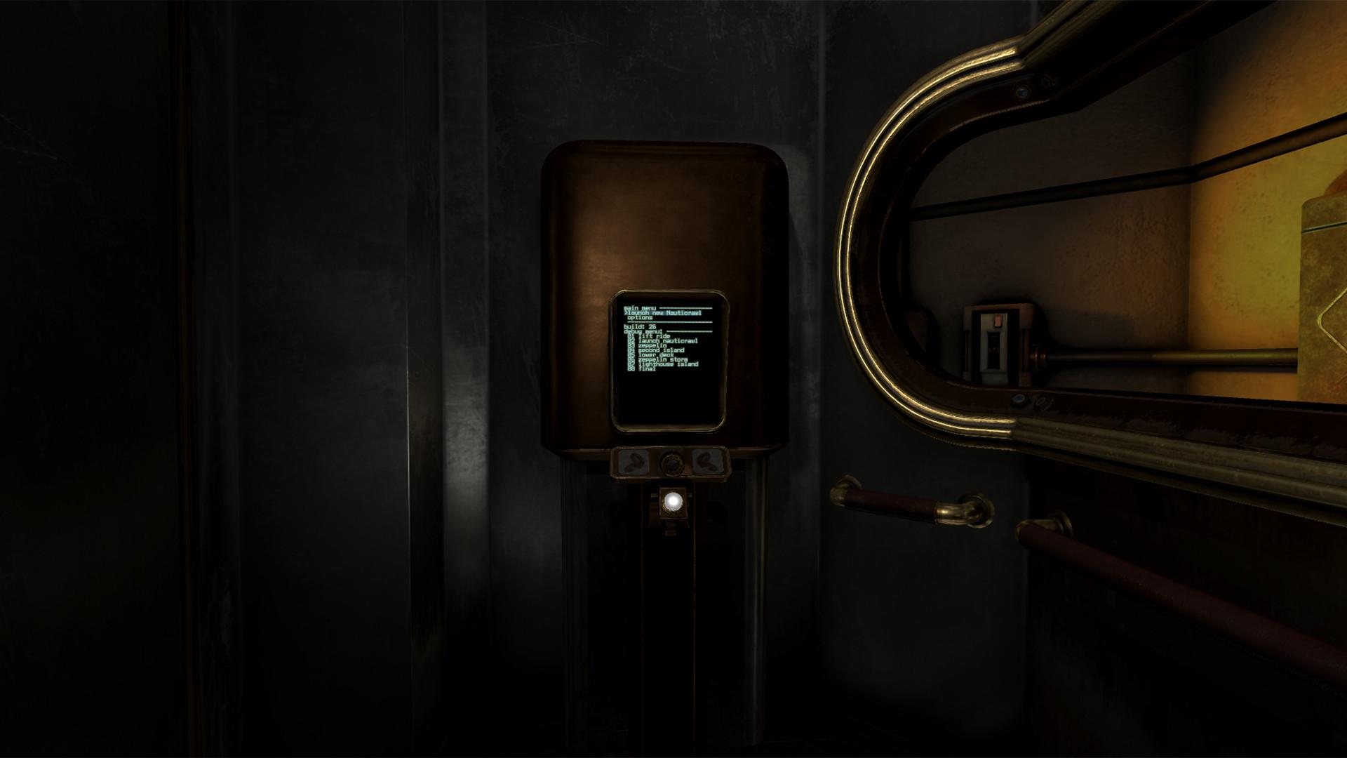 A Rogue Escape screenshot