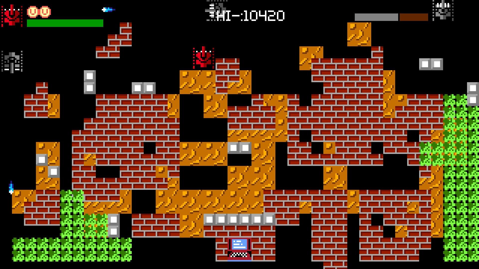 The Tower Of TigerQiuQiu Tiger Tank 62 screenshot