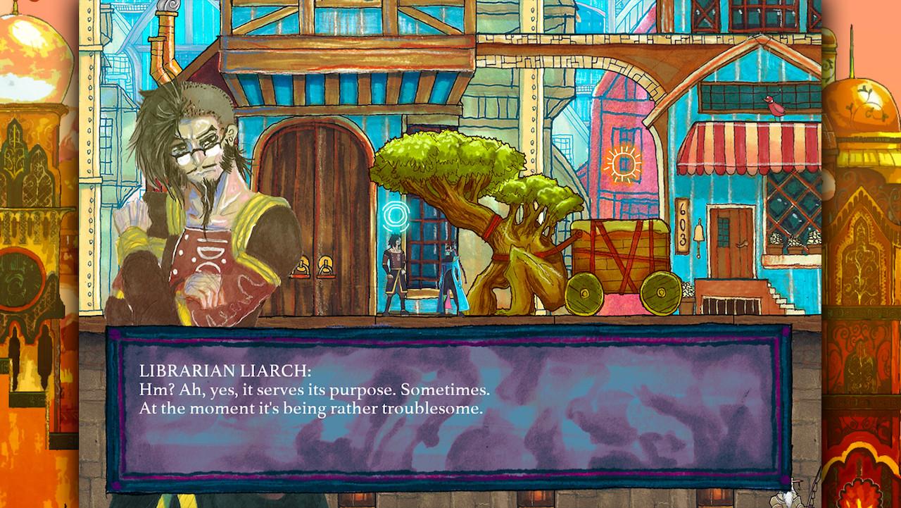 Existensis screenshot