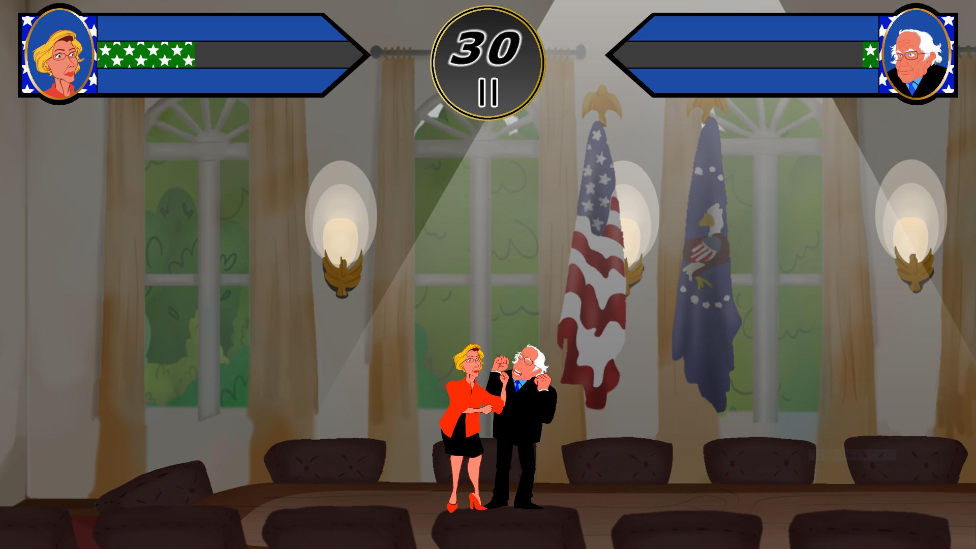 Political Fight Club screenshot