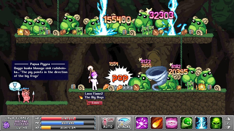 Legends of IdleOn - Idle MMO screenshot