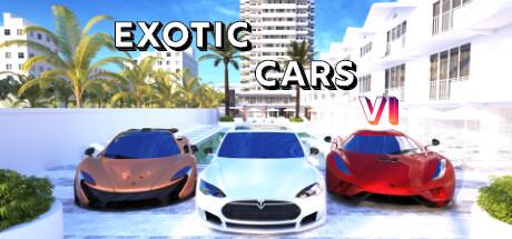 Exotic Cars VI