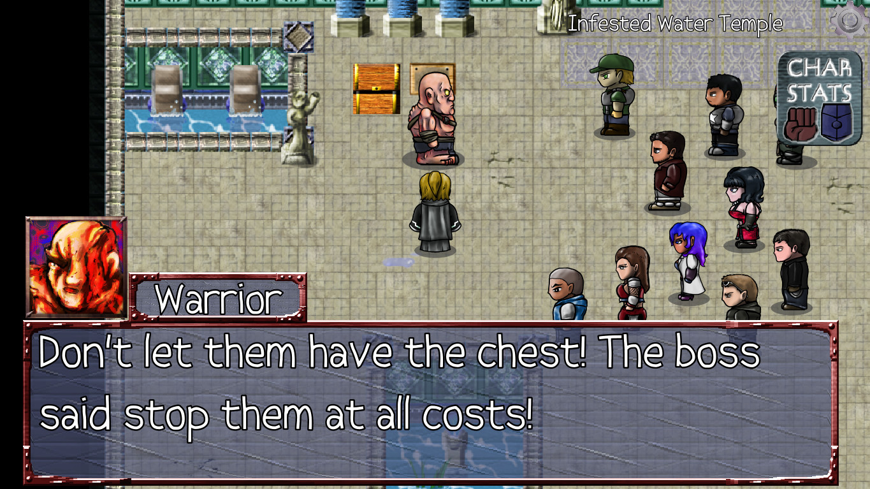 Rathe: The Beginning screenshot