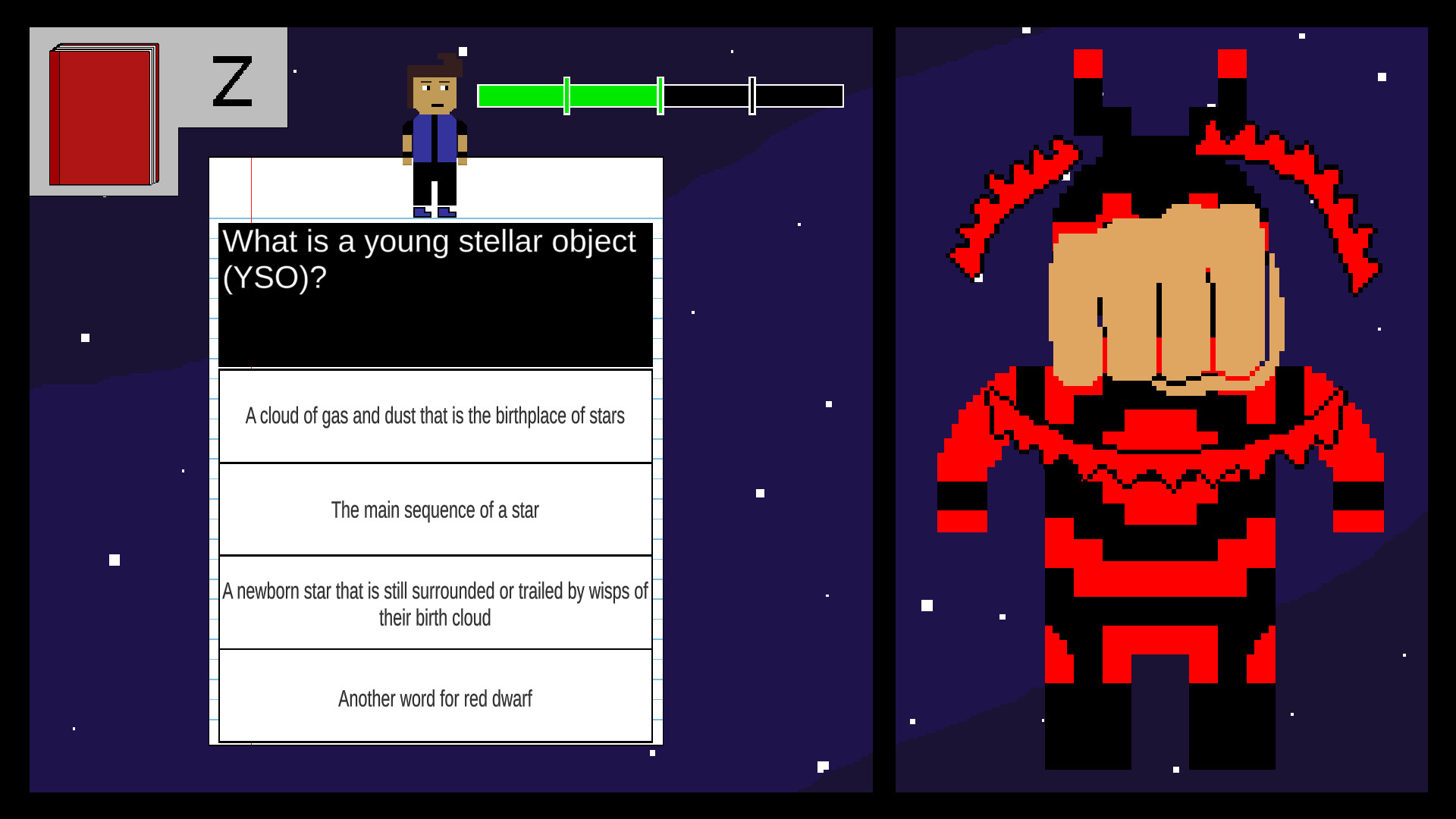 The Astronomy Game screenshot