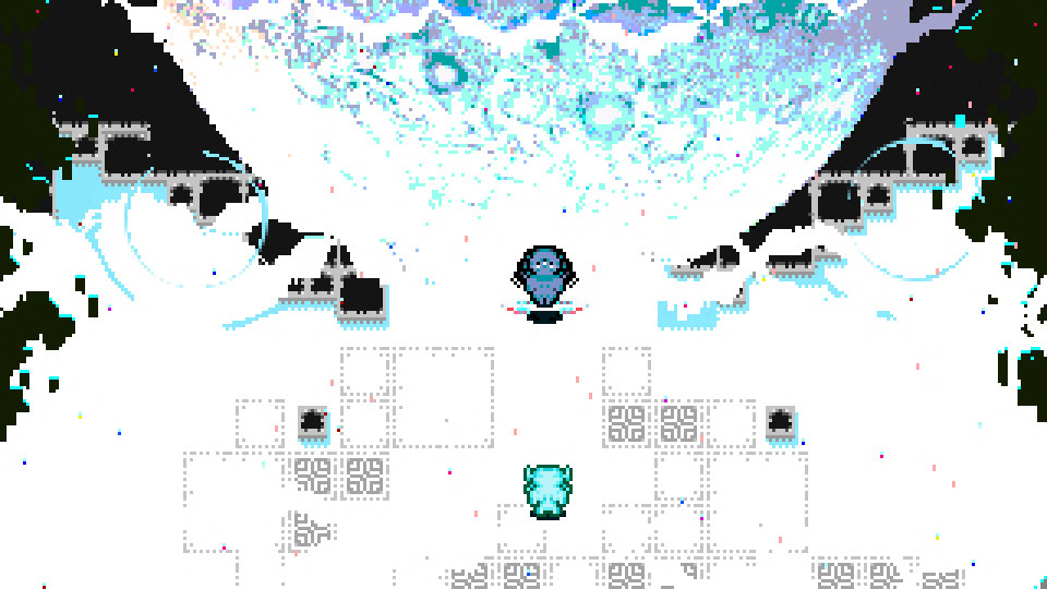 Saturn Quest: Blast Effect screenshot