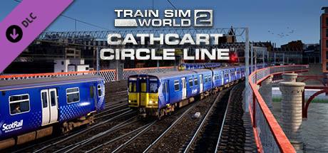 Train Sim World 2: Cathcart Circle Line: Glasgow - Newton & Neilston Route Add-On