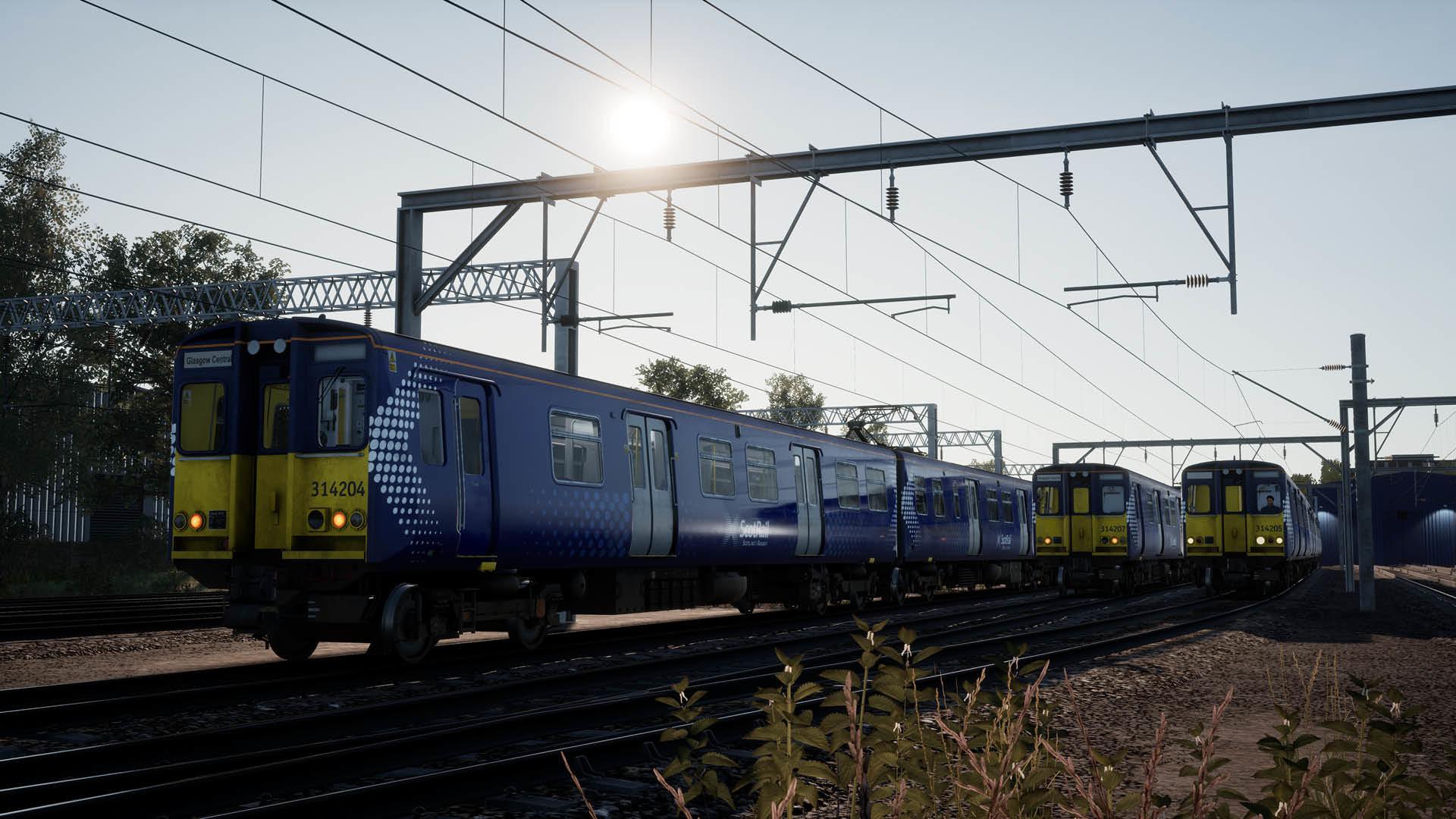 Train Sim World 2: Cathcart Circle Line: Glasgow - Newton & Neilston Route Add-On screenshot