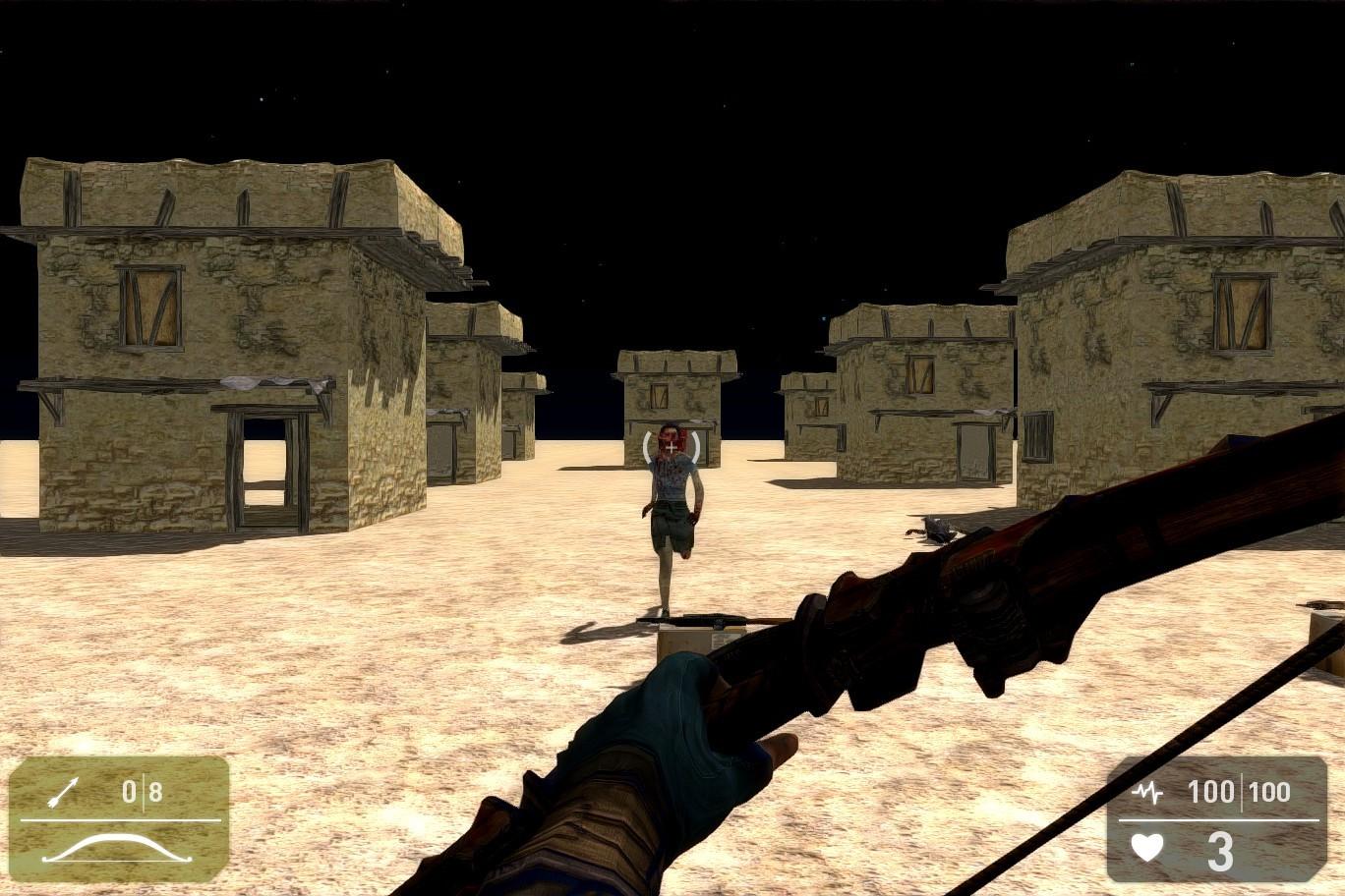 Andromeda 2 Zombies screenshot