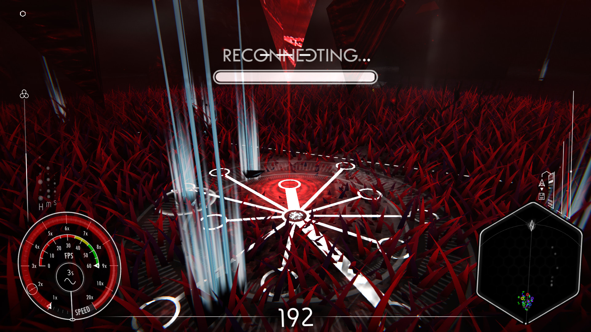 RECONNECT - The Heart of Darkness screenshot