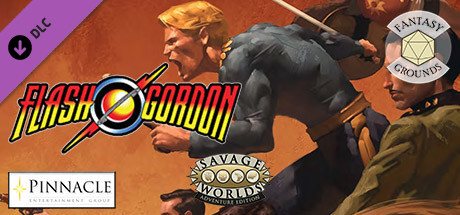 Fantasy Grounds - Flash Gordon RPG