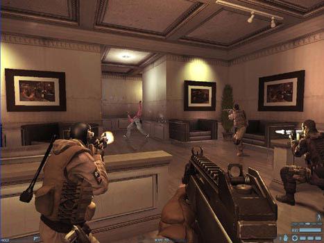 Tom Clancy's Rainbow Six Lockdown screenshot