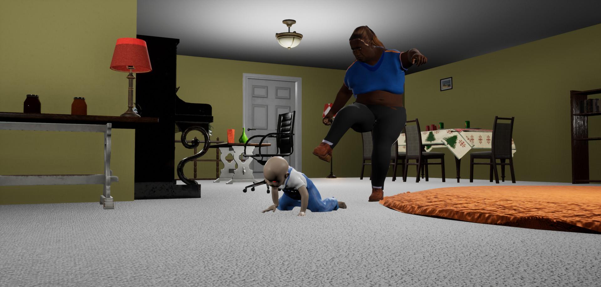 Don't Mess With Nanny screenshot