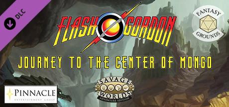 Fantasy Grounds - Flash Gordon Journey to the Center of Mongo Adventure