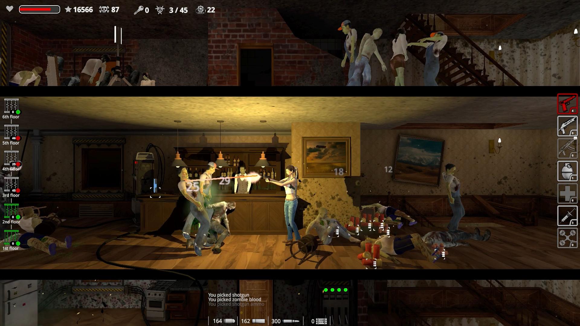 Z-Blood Mission screenshot