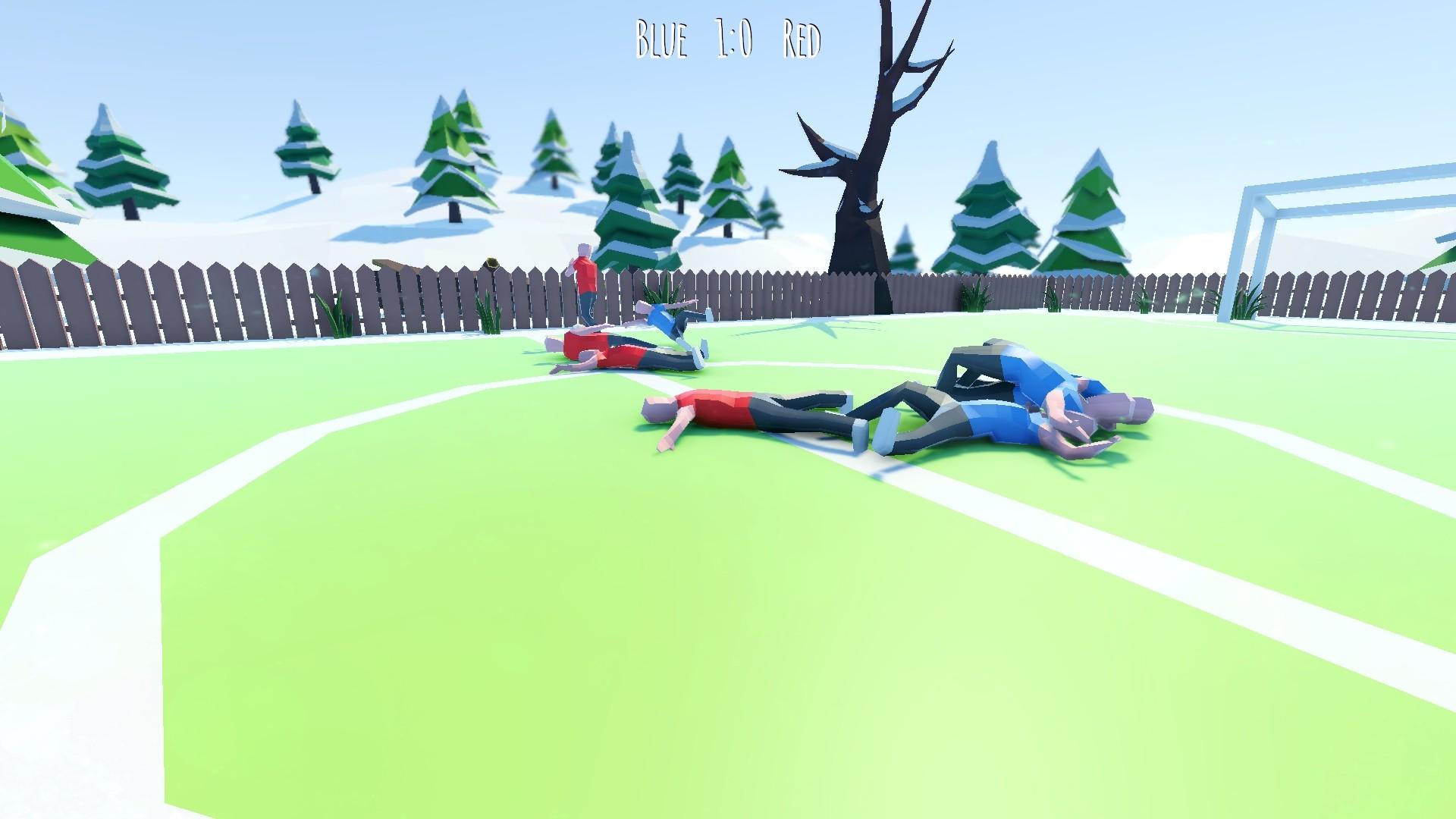 Drunk Soccer is the Best Soccer screenshot