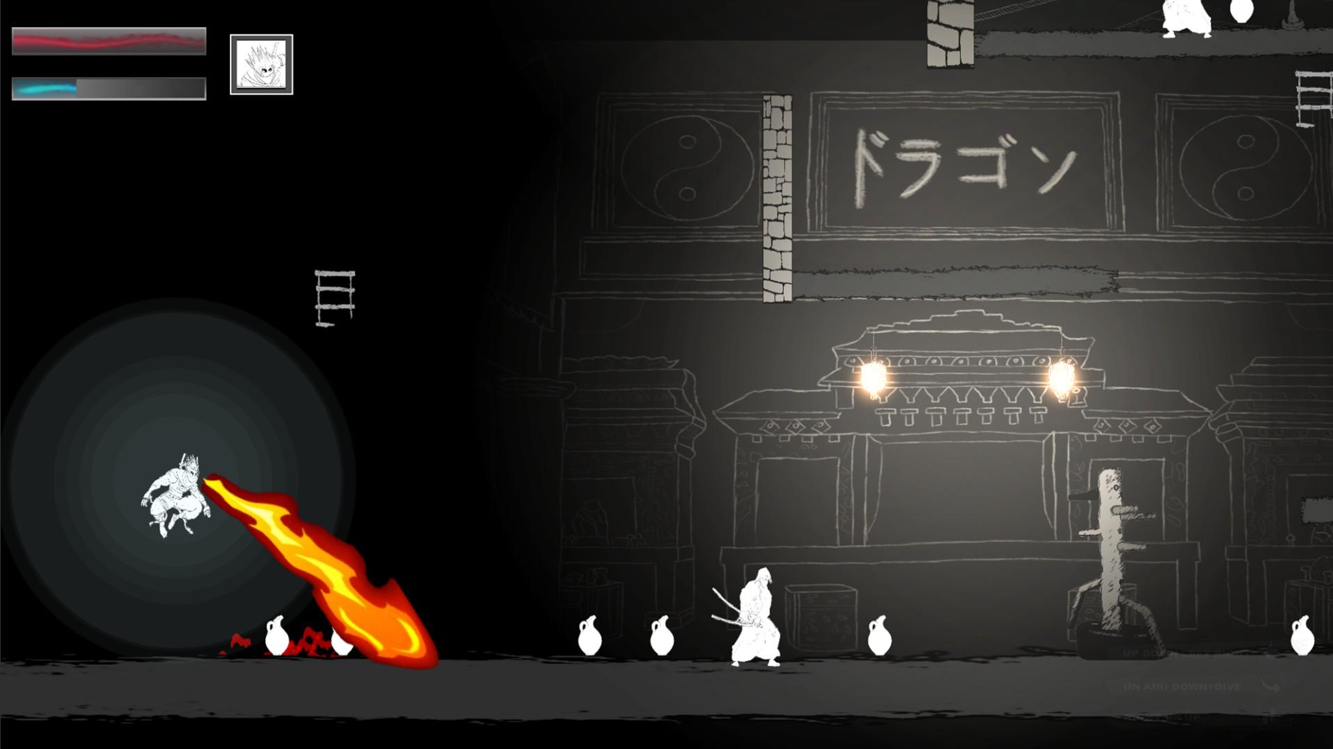Negative: The Way of Shinobi screenshot