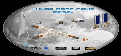 Lunar Base Camp 2030+