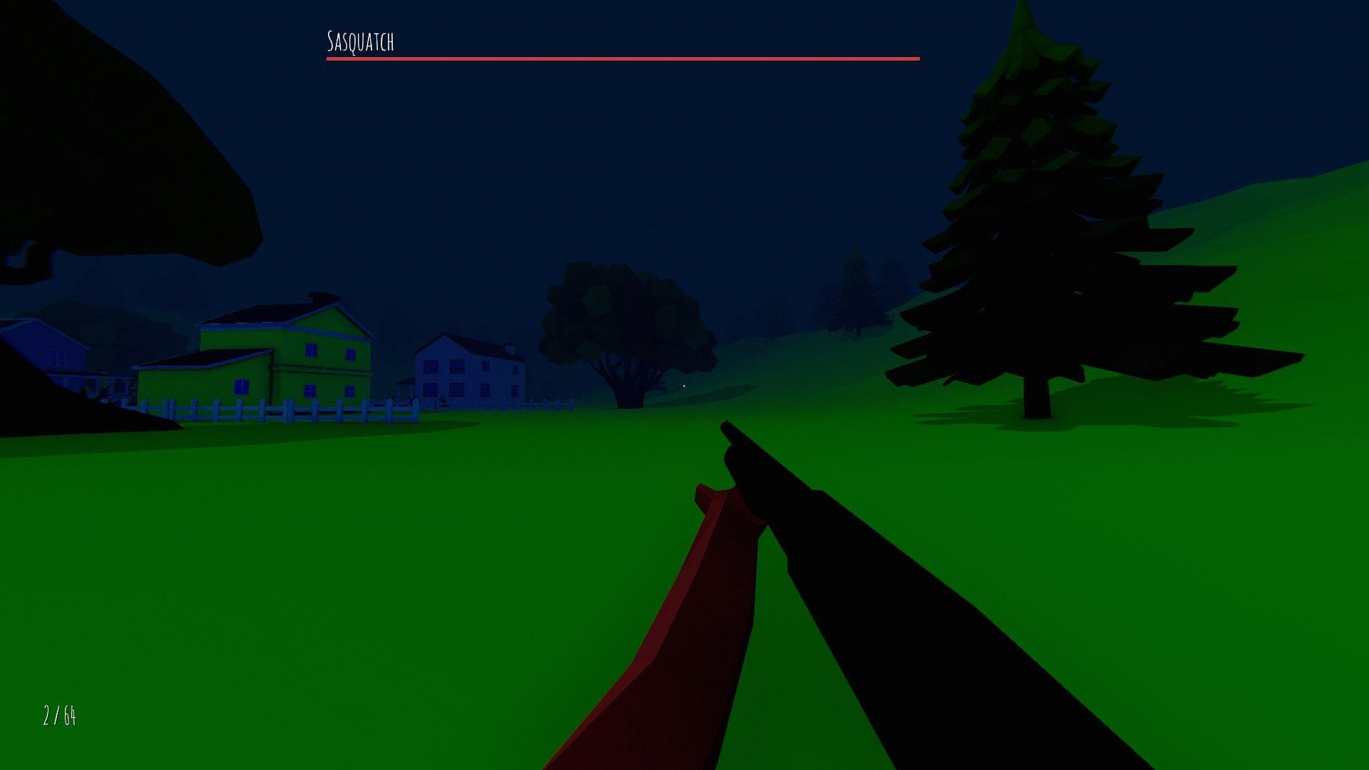 Bigfoot Forest screenshot