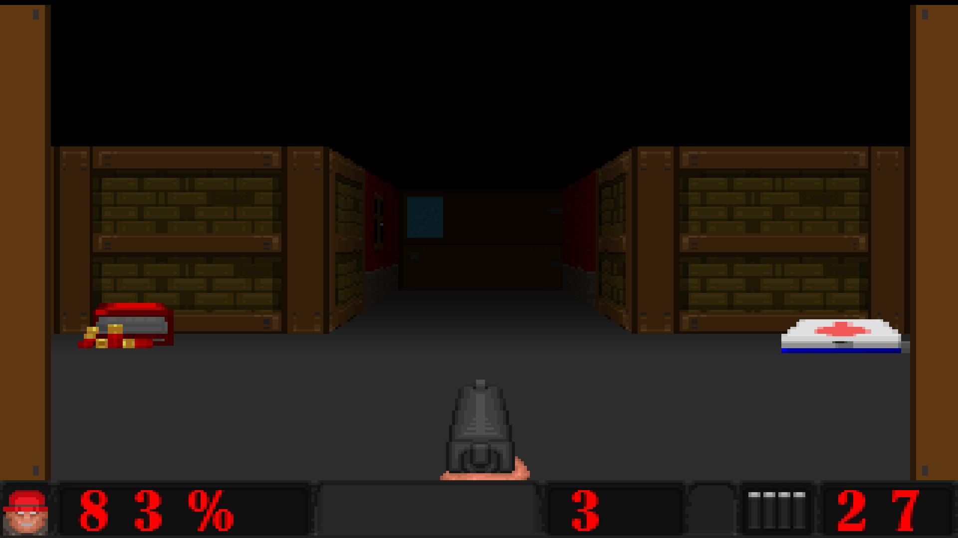 Smoked Gun screenshot