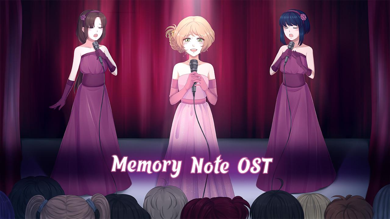 Memory note Soundtrack screenshot