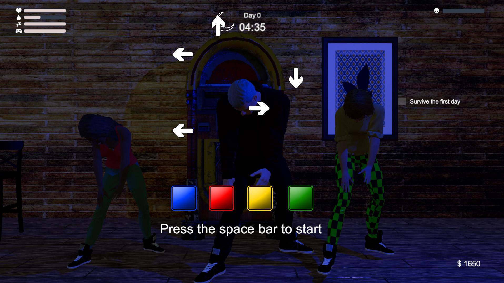 Vamp Night screenshot